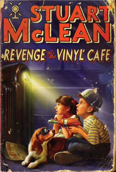 The Vinyl Cafe, by Stuart McLean - and other collections (3/3)
