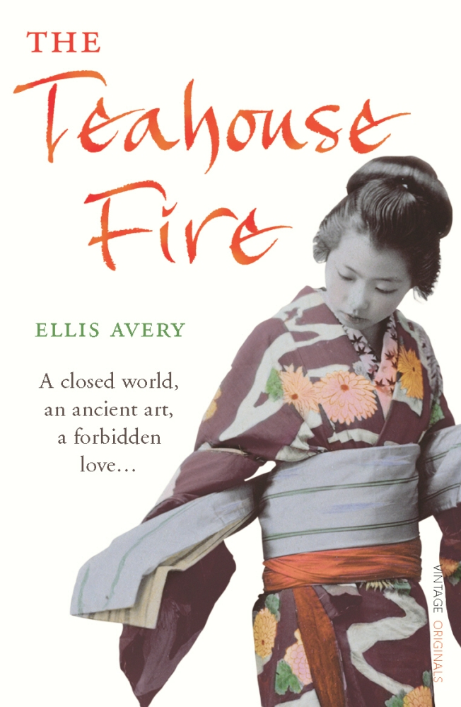 The Teahouse Fire, by Ellis Avery (1/3)
