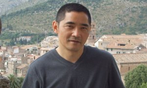 Su Tong, 2011 (Photo: The Guardian)