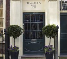 Hazlitts, Soho, London - possible inspiration?