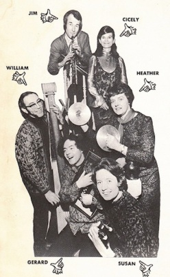 The Barrow Poets - Cymbals, sideburns and sitars. Don't tell me these people weren't cool.
