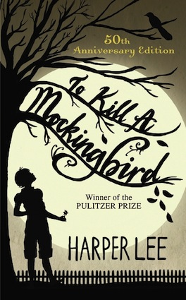 To Kill a Mockingbird, by Harper Lee, an evergreen favourite.
