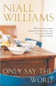 Only Say the Word, by Niall Williams