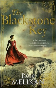 The Blackstone Key, by Rose Melikan