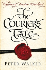 The Courier's Tale, by Peter Walker