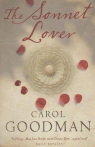 The Sonnet Lover, by Carol Goodman