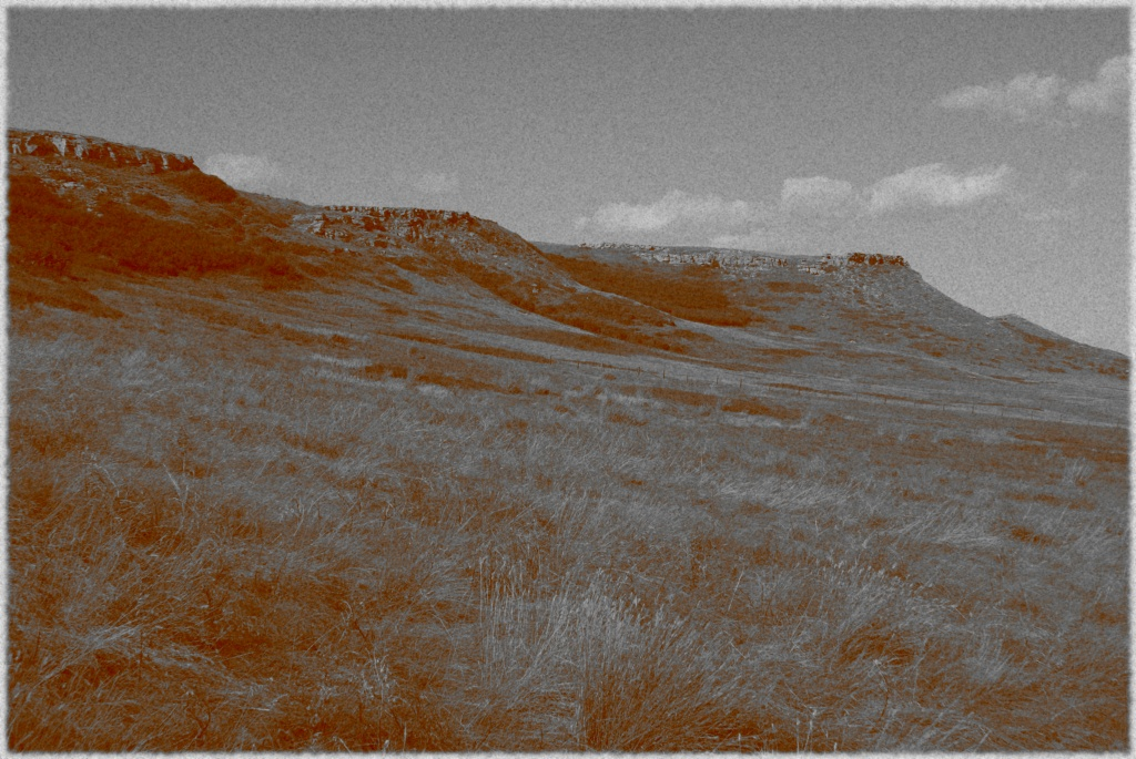M.F. O'Brien ©2013 - Head-Smashed-In Buffalo Jump, AB -