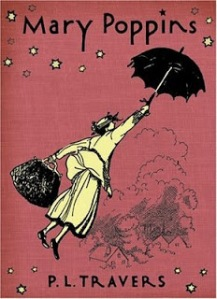 mary poppins, puffin books, 1962