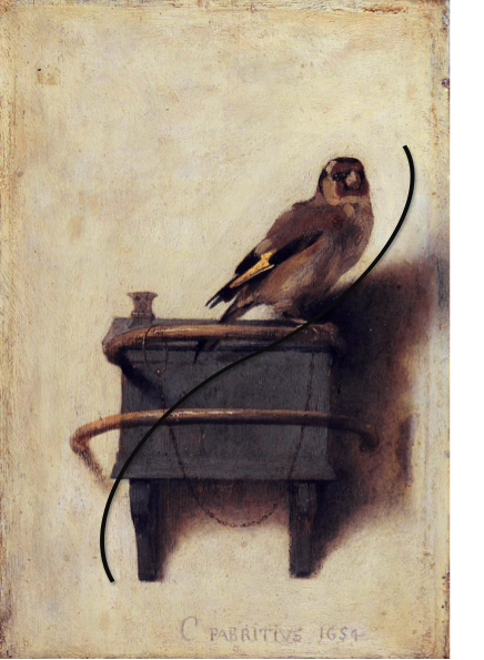 Chained to the past like a goldfinch to a perch (4/6)