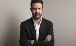 Khaled Hosseini (Photo: The Guardian)