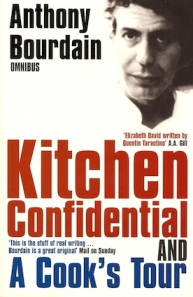 Kitchen Confidential, by Anthony Bourdain