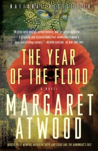 The Year of the Flood, by Margaret Atwood (2009)