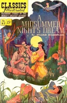 A Midsummer Night's Dream - Just look at how little they cost; 10 cents or 15 cents