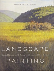 Landscape Painting, by Mitchell Albala