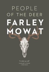 People of the Deer, by Farley Mowat