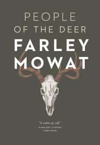 People of the Deer, by Farley Mowat