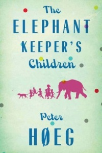 An issue of The same book, with the apostrophe in a different place - only 1 keeper of the elephant?