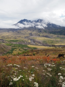 So beautiful and so deadly - Mount St. Helens, Washington (Photo: Mike O'Brien, July 2014)