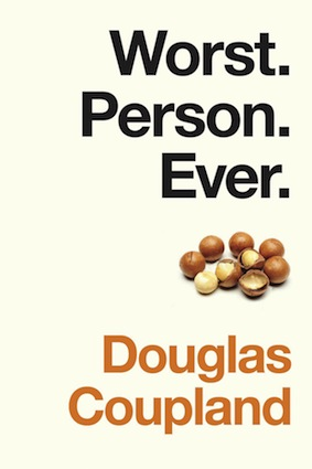 Artists turning into authors and Worst. Person. Ever. by Douglas Coupland (1/6)