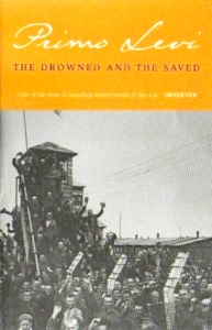 The Drowned and the Saved, by Primo Levi