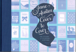 Jane Austen cover to cover2The hard-cover book is a lovely thing to hold and handle (kudos to Quirk) - beautifully designed by Andie Reid, printed and cloth bound, with silky paper, glowing pictures and text carefully pruned to the right length and level of detail.