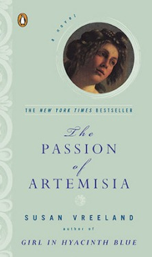 The Passion of Artemisia, by Susan Vreeland