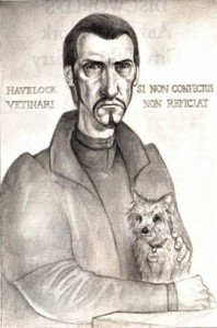 Lord Vetinari, one of the many memorable characters in Discworld.