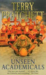 Unseen Academicals, by Terry Pratchett