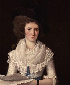 Nancy Storace, ca. 1790, by Benjamin van der Gucht (1753–1794)