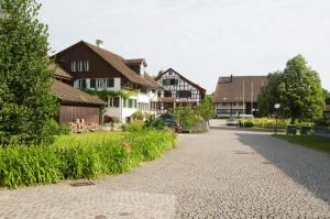 Dietlikon, where the novel is set