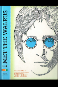 I Met the Walrus, by Jerry Levitan, with DVD notice on cover.