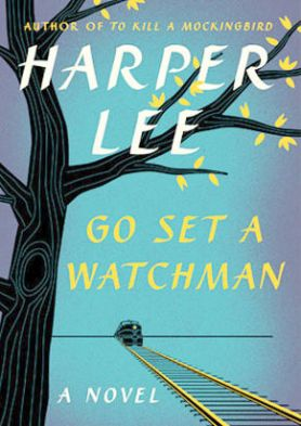 Go Set a Watchman, the sequel or prequel to To Kill a Mockingbird, by Harper Lee, published about a year before her death. The provenance and quality of the novel have caused controversy.