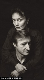 """Julian Barnes and Pat Kavanagh: """"You put together two people who have not been put together before . . . Sometimes it works, and something new is made, and the world is changed . . . I was thirty-two when we met, sixty-two when she died. The heart of my life; the life of my heart."""" (From Levels of Life, by Julian Barnes)"""