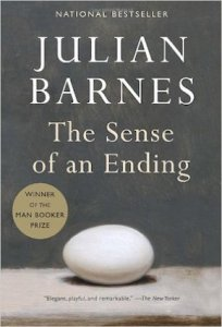 The Sense of an Ending, by Julian Barnes