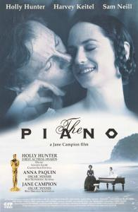 The film poster of the book by Jane Campion and Kate Pullinger