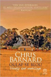 Oulap Se Blou, by Chris Barnard