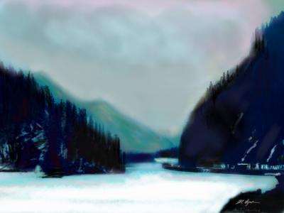 14 Three Valley Lake, Three Valley Gap, BC, Canada_signed