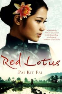 Red Lotus, by Pai Kit Fai