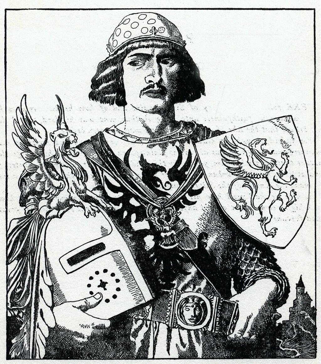 1024px-Arthur-Pyle_Sir_Gawaine_the_Son_of_Lot,_King_of_Orkney