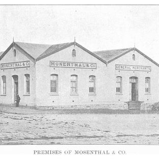 Warehouse of the A. Mosenthal Co., 1893, East London (Rtrvd. 2016-06-18)