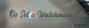 11 Go Set A Watchman