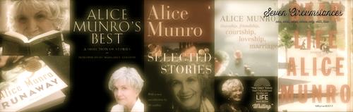 15 Alice Munro