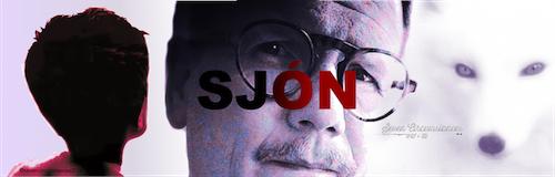 Sjón. Seriously distracting. 'Nuff said.