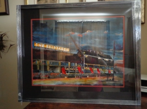 Shipyard framed 1