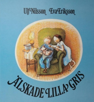 "This delightful book is by Ulf Nilsson and Eva Eriksson, and the title in Swedish means ""Beloved Little Pig"". I read the Afrikaans version, ""Liewe Klein Varkie"" (more like ""dear little piglet""), and to this day that is my pet name for my favourite person."