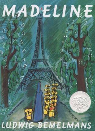 """Who can forget """"Madeline"""" by Ludwig Bemelmans? I read his very funny short stories as an adult."""