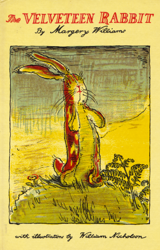 If you think you are going to get away with reading The Velveteen Rabbit, by Margery Williams (classic illustrations by William Nicholson) without needing to hug someone, you'd better think again. Not a chance!
