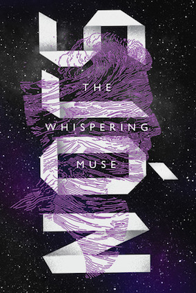 "The Whispering Muse, by Sjón. This edition published by Farrar, Straus and Giroux, May 6, 2014. Translated by Victoria Cribb. Originally published in Icelandic as ""Argóarflísin"" by Bjartur, 2005."