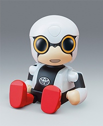 """""""Kirobo"""" will keep you company and read your emotions."""