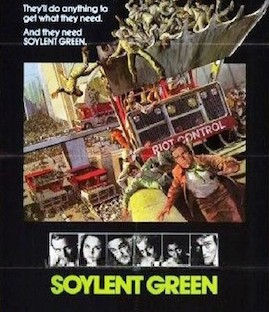 In Soylent Green people were recycled for food.